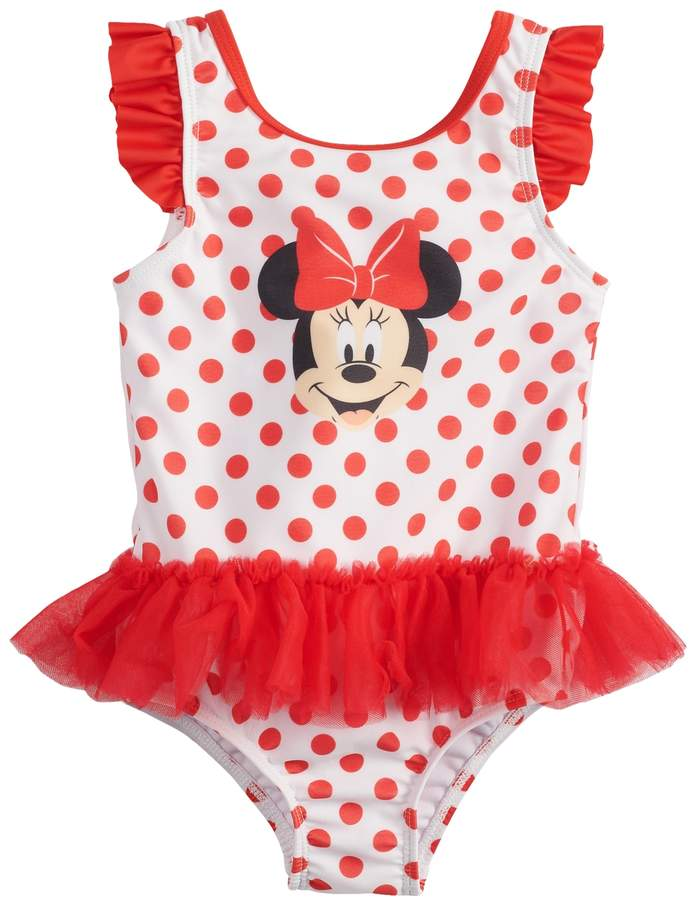 b7be59bcc Minnie Mouse Swimsuit - ShopStyle