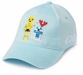 Star Wars Girls' Pixel Art Baseball Hat - Mint/White