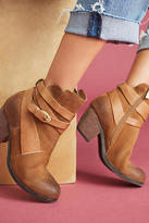 Antelope Gillie Wrap Booties