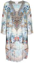 Camilla Lovers Dream Short Dress With High Low Hem