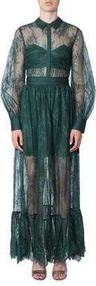 Self-Portrait Self Portrait lace dress