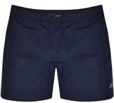Thumbnail for your product : Boss Business BOSS Fitfish Swim Shorts Navy
