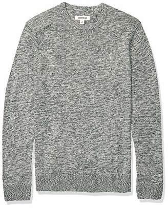 Goodthreads Amazon Brand Men's Supersoft Marled Crewneck Sweater