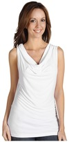 Calvin Klein Cowl Neck Sleeveless Top