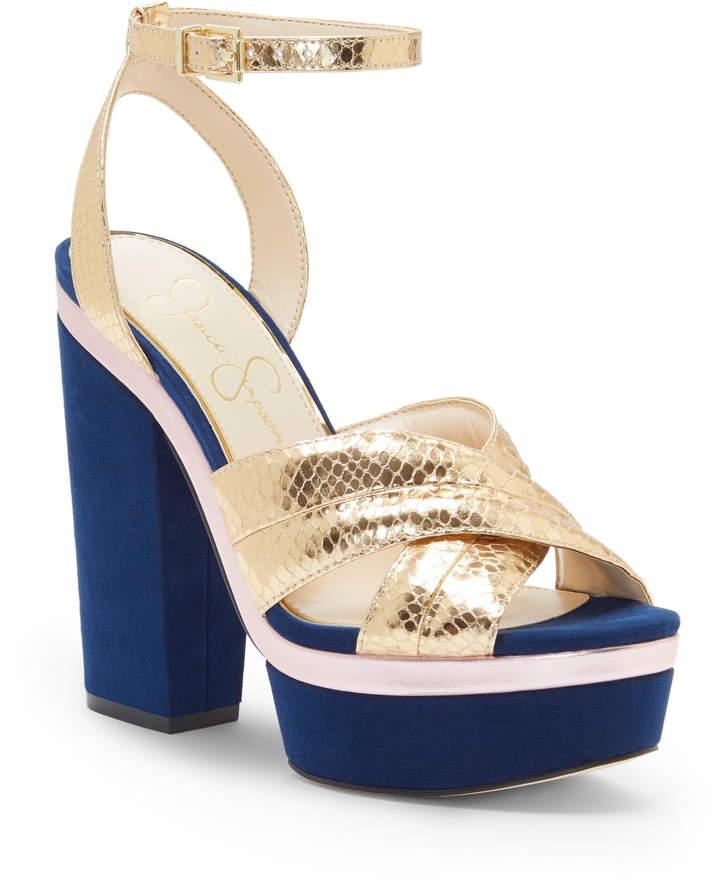Jessica Simpson Lavada Platform Sandal