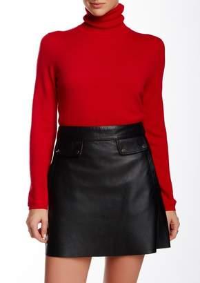 InCashmere In Cashmere Turtleneck Cashmere Sweater