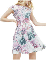 Ted Baker Mah Illuminated Bloom Skater Dress