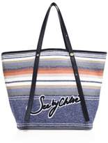 See by Chloe Andy Striped Tote