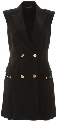 Versace Tailoring Mini Dress