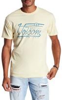 Volcom Straight Up Graphic Tee