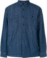 Edwin denim shirt jacket