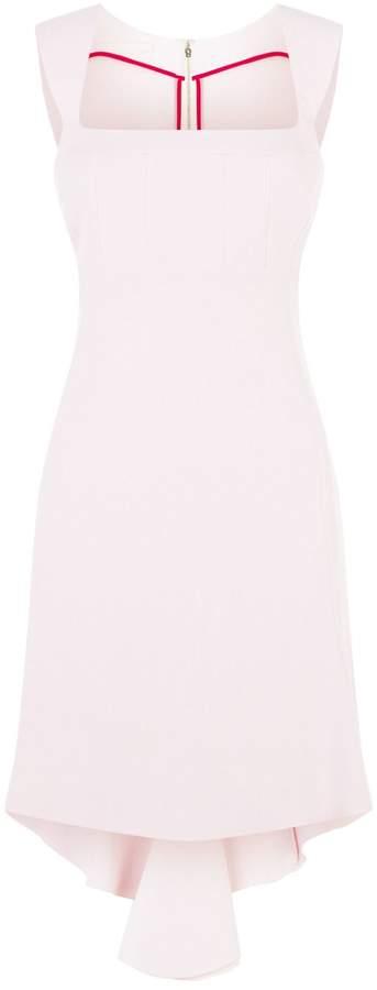 Antonio Berardi Curve Camisole Mini Dress