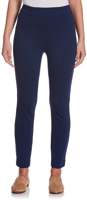 Rafaella Women's Pull-On Ankle Ponte Pants