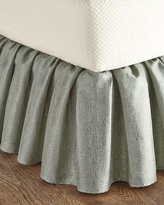 Sweet Dreams Queen Gold Coast Manor Aqua Dust Skirt