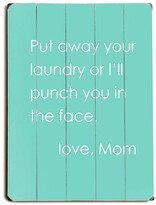 Thumbnail for your product : One Bella Casa Love Mom By Cheryl Overton