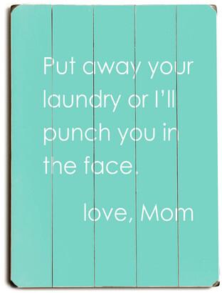 One Bella Casa Love Mom By Cheryl Overton