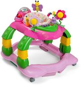 DeltaTM Lil Play Station II 3-in-1 Activity Walker in Pink