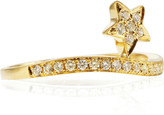 Anita Ko Star 18-karat gold diamond ring