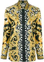 Versace printed blouse - women - Silk - 38