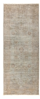 Solo Rugs Vibrance Hand-Knotted Wool Runner