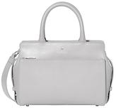 Modalu Berkeley Leather Small Grab Bag, Shark