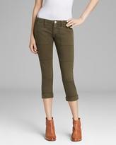 True Religion Jeans - Surplus Joyce Military Skinny in Four Leaf Clover