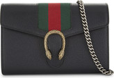 Gucci Dionysus leather wallet-on-chain