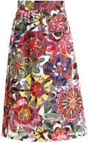 Max & Co. MAX&Co. PATRIZIA Aline skirt red