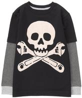 Gymboree Wrench Bones Tee