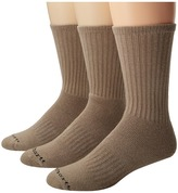 Carhartt Work Wear Cushioned Crew Socks 3-Pack