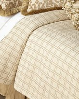 Sweet Dreams VERMONT PLAID KING COVERLET