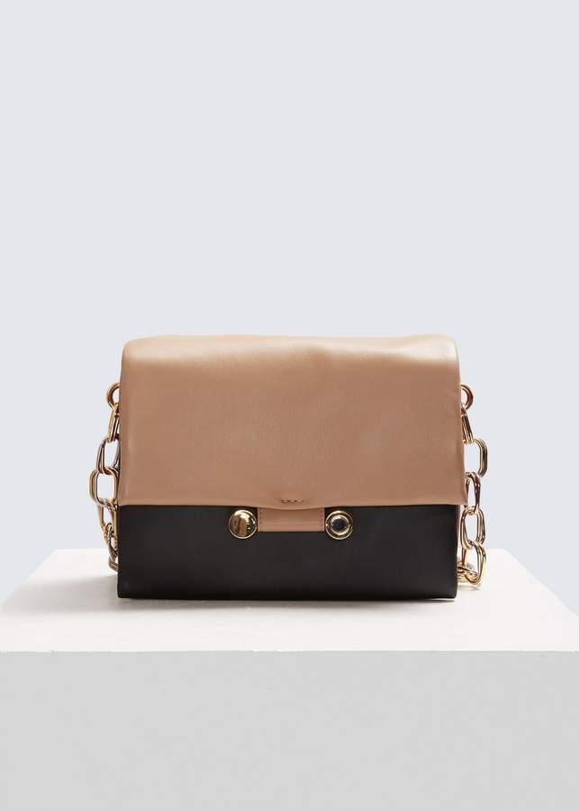 Marni Leather Crossbody Bag