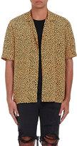 Ksubi Men's Prince Leopard-Print Shirt