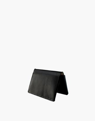 Madewell MAKR Leather Horizon Four Wallet