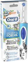 Oral-B Oral B Pro-Health For Me Rechargeable Power Toothbrush including 2 Sensitive Clean Refills