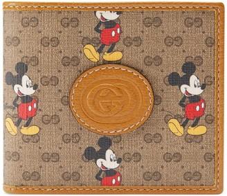 Gucci Disney x wallet