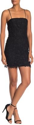 NSR Vivi Lace Mini Dress