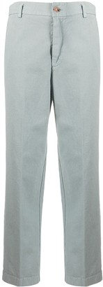 Forte Forte Cropped Tapered Trousers