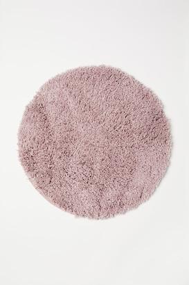 H&M Deep Pile Bath Mat - Pink
