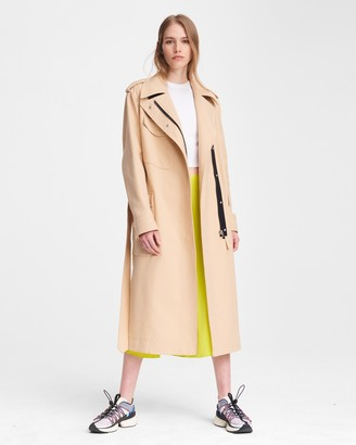 Rag & Bone Ludlow cotton trench coat