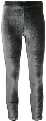 Champion cropped velvet leggings