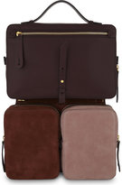 Anya Hindmarch Leather And Suede Backpack