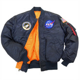 Alpha Industries Nasa Flight Jacket