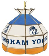 NCAA BYU Stained Glass Tiffany Lamp - 16 inch