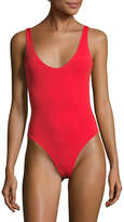 Basta Surf Women's Costalitos Reversible String One Piece Swimsuit