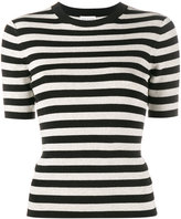Dries Van Noten striped Naila top
