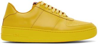 424 Yellow adidas Originals Edition Low-Top Sneakers