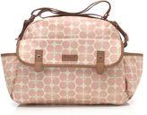 Babymel BabymelTM Molly Floral Dot Diaper Bag in Pink
