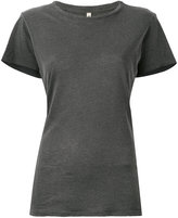 R 13 short sleeve T-shirt - women - Micromodal/Supima Cotton - XS
