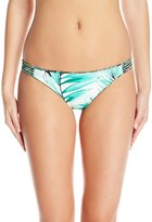 Body Glove Women's Tropi-Cal Reversible Beachy Bikini Bottom